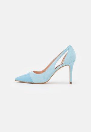 Zapatos altos - blue