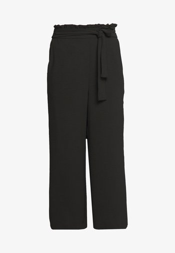 VIRASHA  - Trousers - black