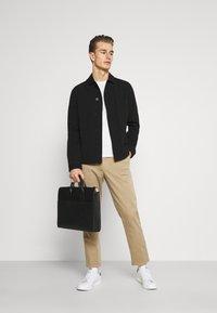 Marc O'Polo DENIM - SMALL CHEST LOGO 2 PACK - Basic T-shirt - scandinavian white/scandinavi - 1