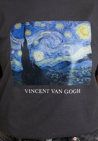 Even&Odd - T-shirts med print - anthracite - 4