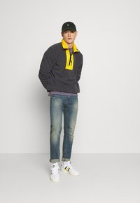 adidas Originals - BLOCK - Fleece jumper - grey - 1