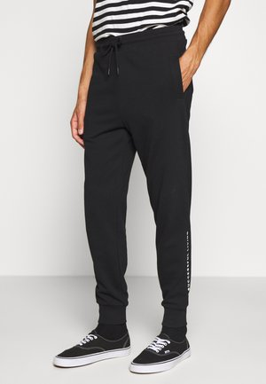 PETER-BG TROUSERS - Trainingsbroek - black