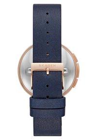 Skagen Connected - SIGNATUR - Smartwatch - blue - 2