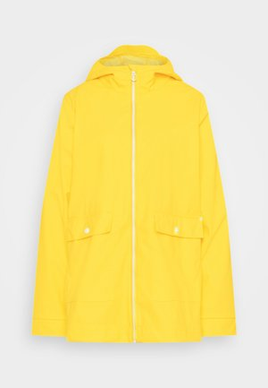 TAKALA II - Waterproof jacket - yellow sulphr
