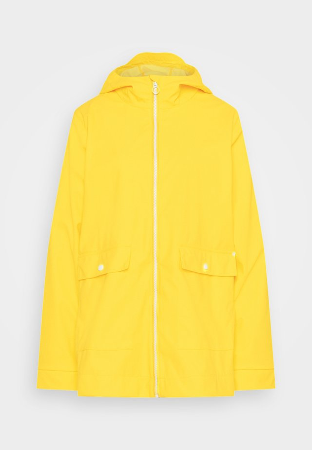TAKALA II - Veste imperméable - yellow sulphr
