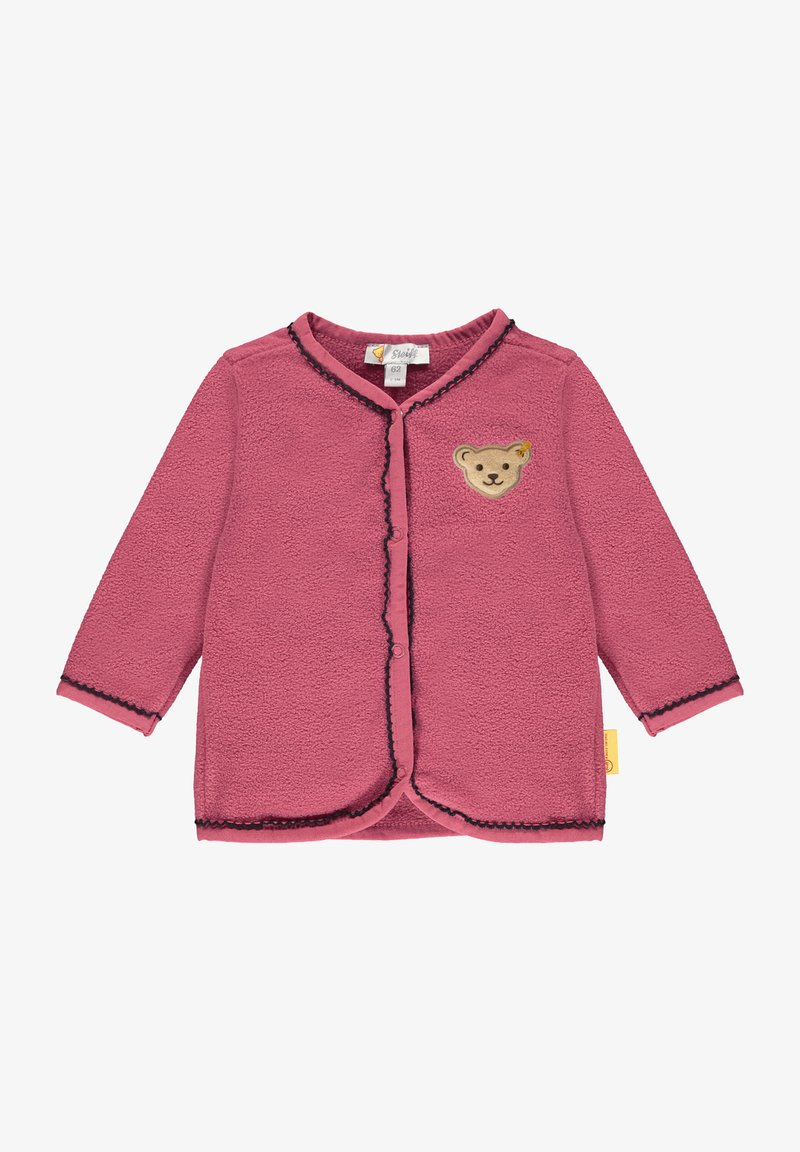 Steiff Collection - Fleece jacket - carmine