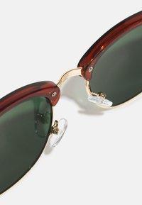 Zign - Okulary przeciwsłoneczne - brown/green - 3