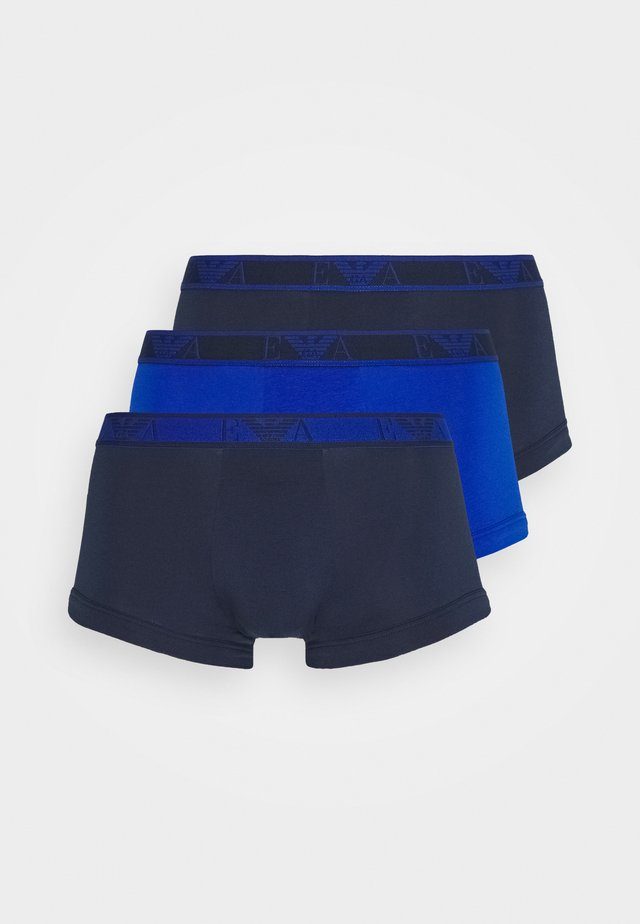 TRUNK 3 PACK - Pants - marin/genzianel