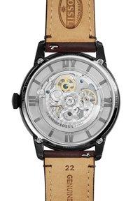 Fossil - Watch - dark brown - 3