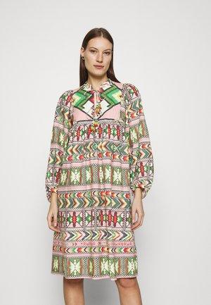 AMULET MIDI DRESS - Day dress - multi