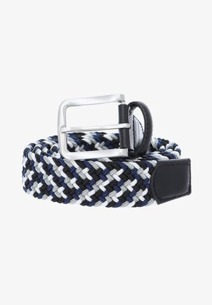 A DAY AT THE SEASIDE  - Braided belt - blue grey