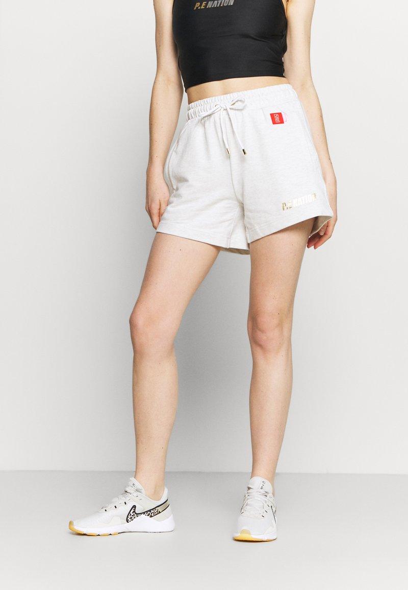 P.E Nation - SWEEPER SHORT - Sports shorts - gryl