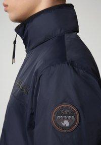 Napapijri - ARINO - Light jacket - blu marine - 6