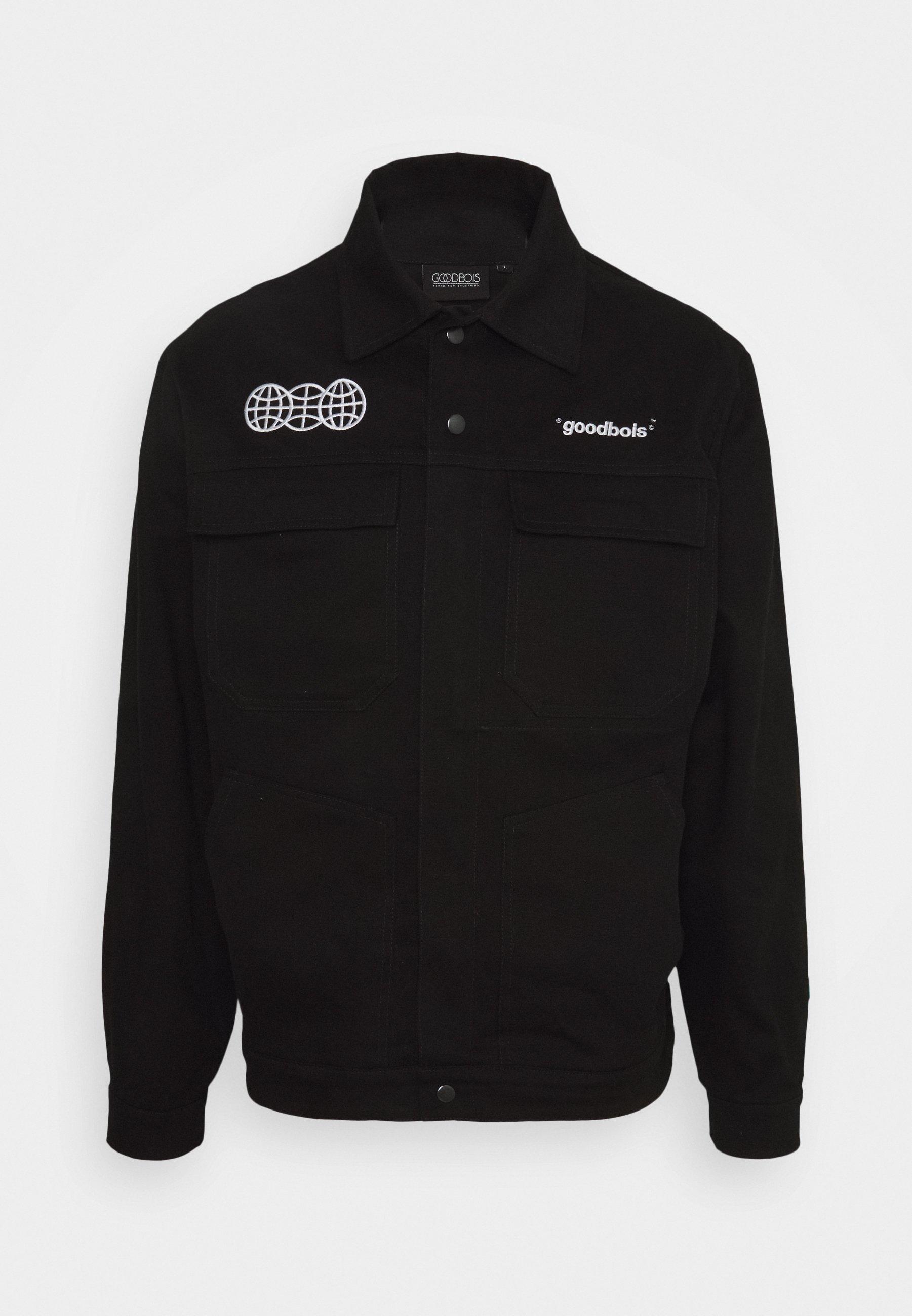 Men OFFICIAL WORKSHOP OVERJACKET - Summer jacket