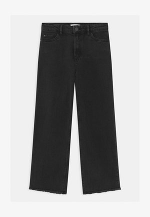 LOTTE - Jean droit - black