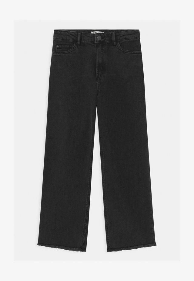 LOTTE - Straight leg jeans - black