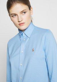 Polo Ralph Lauren - HEIDI LONG SLEEVE - Camisa - blue lagoon - 5