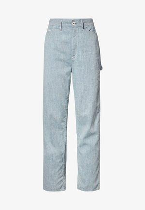 REVYNN ULTRA HIGH BOYFRIEND - Straight leg jeans - sun faded indigo