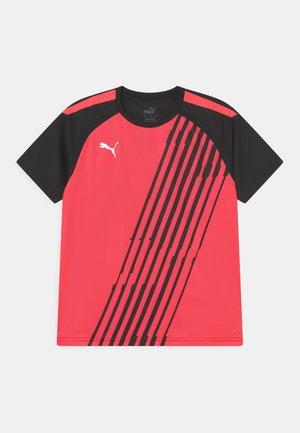TEAM LIGA GRAPHIC JR UNISEX - Print T-shirt - sunblaze/black