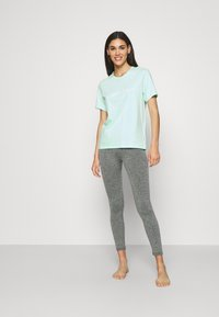 Calvin Klein Underwear - COMFORT CREW NECK - Pyjamapaita - aqua luster - 1