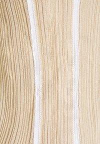 rag & bone - PEYTON TANK BLACK LABEL - Top - warm khaki - 2