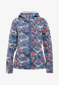 Icepeak - BARBY - Soft shell jacket - blue - 5