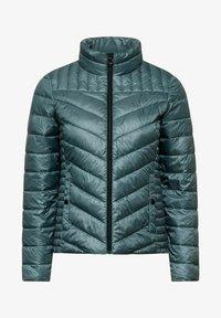 Cecil - IN STEPP OPTIK - Winter jacket - grün - 3