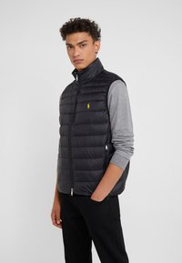 Polo Ralph Lauren - HOLDEN  - Waistcoat - polo black - 0