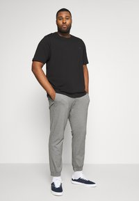 Only & Sons - ONSMARK CUFF - Trousers - medium grey melange - 1
