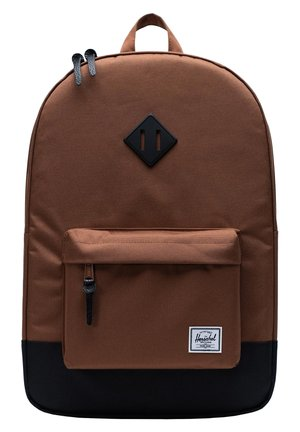 HERITAGE  - Mochila - saddle brown/black rubber [03273]