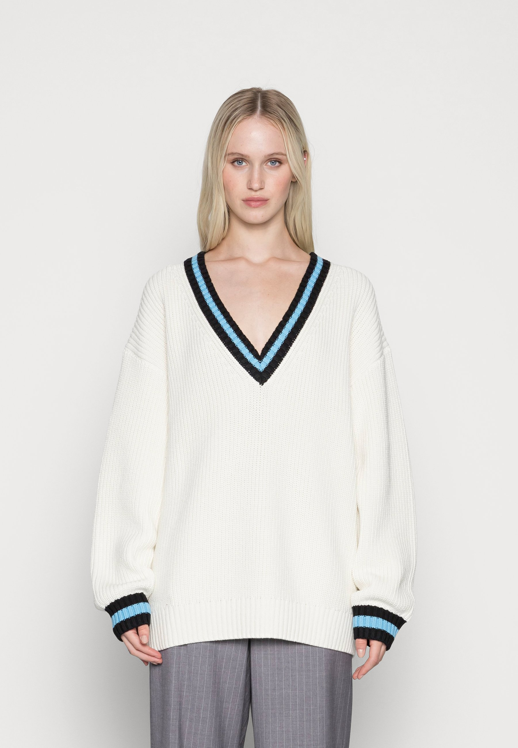Mujer NORTH V NECK SWEATER - Jersey de punto