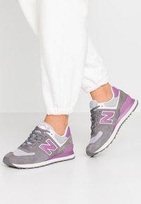 New Balance - 574 - Trainers - grey - 0