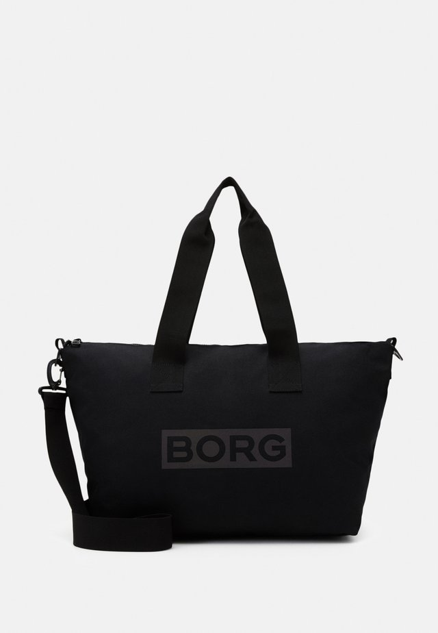 WANDA SHOULDER BAG - Bolsa de deporte - black