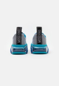 MOSCHINO - TEDDY BUBBLE - Trainers - blue - 2