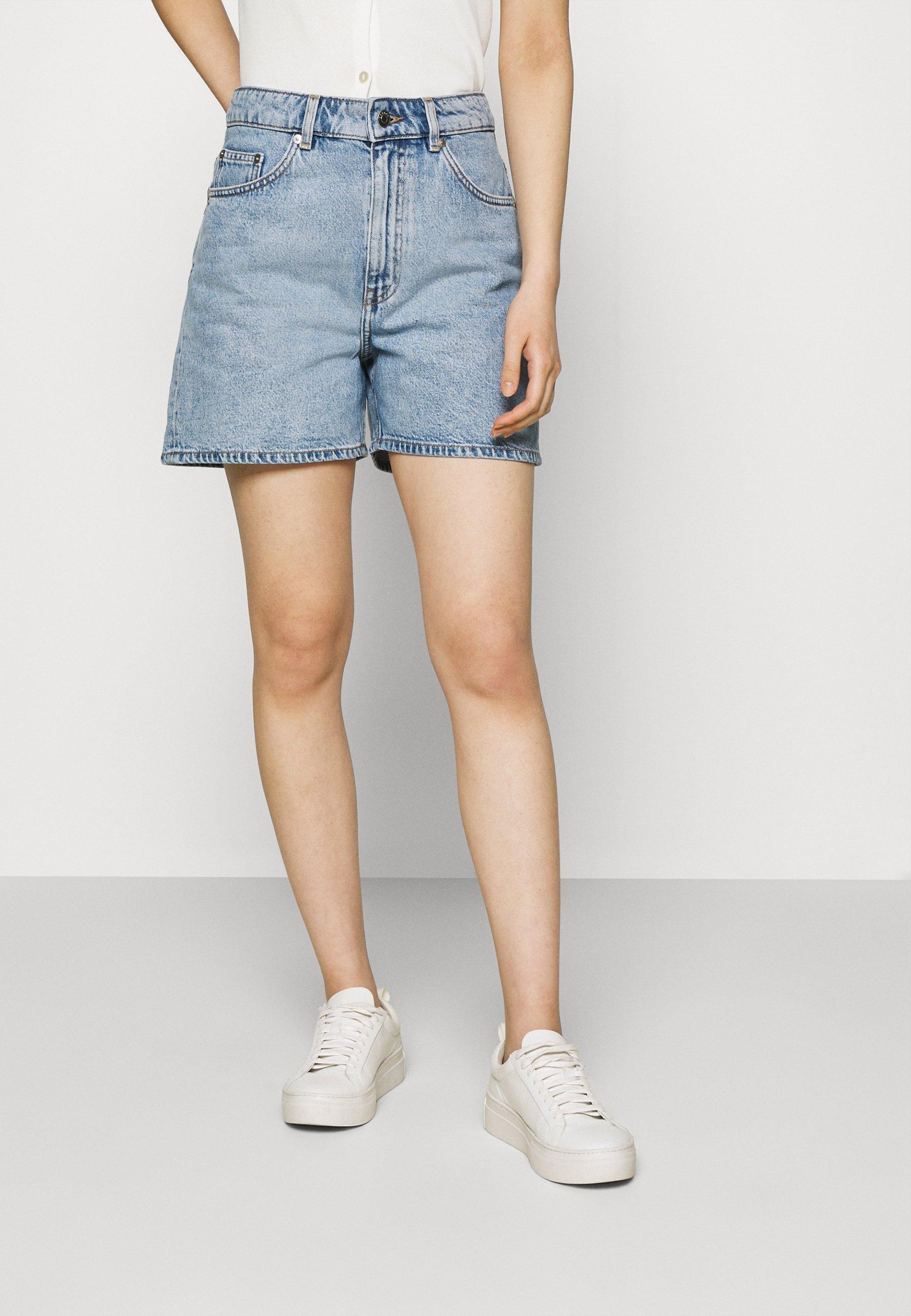 Women SHORTS - Denim shorts