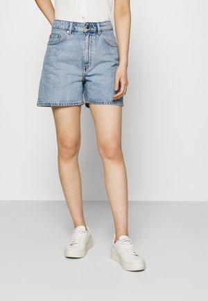 SHORTS - Jeans Short / cowboy shorts - light blue