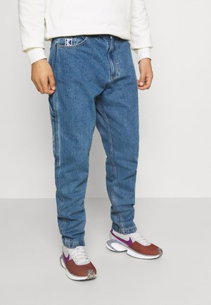 PANTS - Relaxed fit jeans - blue