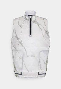 EA7 Emporio Armani - 2-IN-1 - Summer jacket - off-white - 3