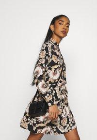 Vero Moda - VMLOLA SHORT DRESS  - Shirt dress - old rose/lola - 4