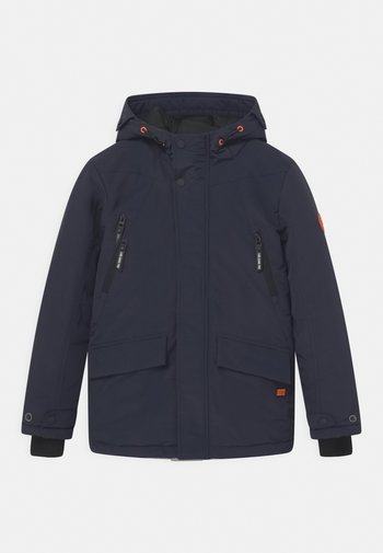 TEARN - Winter jacket - navy