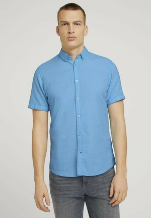 Overhemd - aquarius turquoise