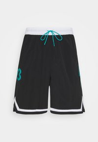 FRANCHISE  - Short de sport - black