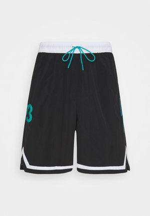 FRANCHISE SHORT - Short de sport - black