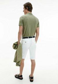 Calvin Klein - Polo shirt - delta green - 2