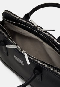 comma - PURE ELEGANCE HANDBAG  - Handbag - black - 2