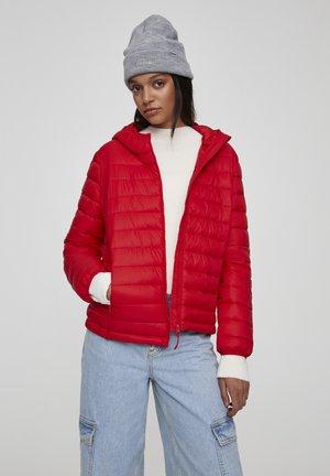 Winter jacket - rose gold