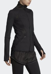 adidas by Stella McCartney - ESSENTIALS MID-LAYER TRACK TOP - Trainingsvest - black - 4