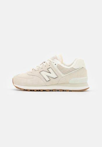 WL574 - Sneakersy niskie - beige