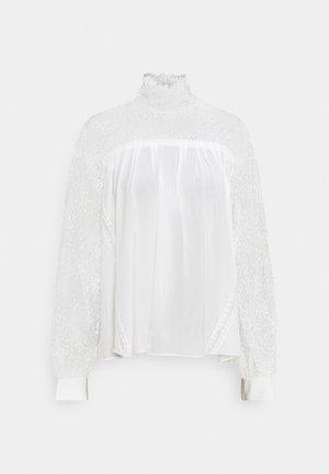 DIGWED - Long sleeved top - off white