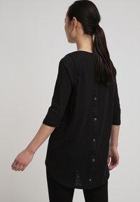 ONLY - ONLCASA - Long sleeved top - black - 2